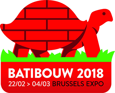 Bezoek ons op Batibouw (Paleis 1, stand 215 - Paleis 4, stand 219)